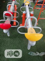 Double Seesaw For Kiddies Parks And Play Ground | Toys for sale in Lagos State, Ikeja