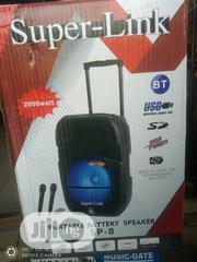 Super Link Trolley Speaker | Audio & Music Equipment for sale in Lagos State, Mushin