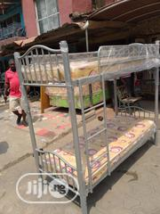 Imported Bunk Bed With Mattress   Furniture for sale in Lagos State, Ojo