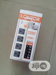 Lontor Power Socket Non-usb | Electrical Tools for sale in Lagos State, Lekki Phase 1