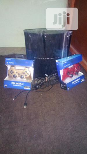 London Used Playstation 3 With Two Good Pad and All the Accessories
