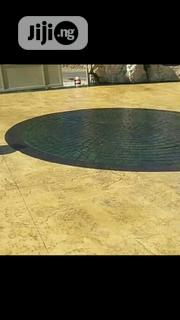 Concrete Stamped Floor | Building Materials for sale in Oyo State, Oyo