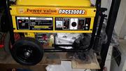 Power Value Semi Silent Key Start 4.5kva Generator | Electrical Equipment for sale in Lagos State, Ojo