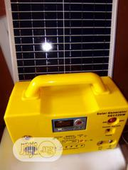 20w Solar Generator With 4 DC Bulbs and Charging Ports. | Solar Energy for sale in Oyo State, Ibadan