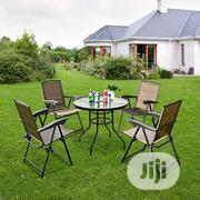Outdoor Executive Table And Chair | Furniture for sale in Abuja (FCT) State, Gudu