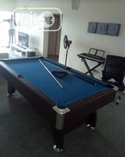 7feet Snooker Board With Complete Accessories | Sports Equipment for sale in Rivers State, Degema