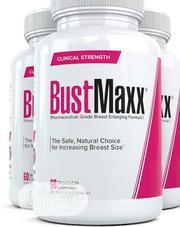 Bustmaxx Breast Enlargement Capsules | Sexual Wellness for sale in Lagos State, Mushin