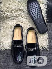 Your Shining Leather Flat Sole   Shoes for sale in Lagos State, Lagos Island