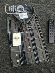 Men Corporate Long Sleeve Premium Shirts, 100% Cutton Fabrics | Clothing for sale in Lagos State, Lagos Island