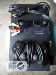 Uk Used Ps2 Fat With Games Installed   Video Game Consoles for sale in Lagos State, Ojo