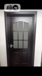 3ft Turkish Pure Wood With Glass | Doors for sale in Lagos State, Orile