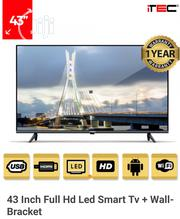 Itec 43inches Smart Television | TV & DVD Equipment for sale in Lagos State, Ikeja