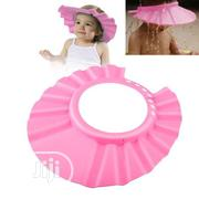 Adjustable Baby Shower Cap - Pink | Children's Clothing for sale in Lagos State