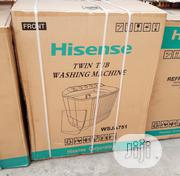 Super Quality and Durable HISENSE Washing Machine 10kg | Home Appliances for sale in Lagos State, Ojo