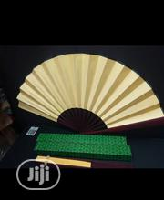 Indian Style Folding Handfan | Clothing Accessories for sale in Lagos State, Kosofe