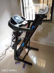 2.5 Hp Treadmill With Massage, Sit Up | Sports Equipment for sale in Lagos State, Ikorodu