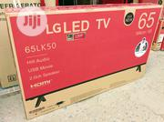 """New One LG 65""""Inch LED Fhd High Definition TV With 2 Years Warranty 