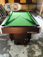 Snooker Board With Coin and Complete Accessories | Sports Equipment for sale in Lagos State, Lekki Phase 2