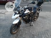 Triumph Bike 2015 White   Motorcycles & Scooters for sale in Lagos State, Ajah