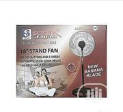 "18"" Sonik Banana Blade Standing Fan 
