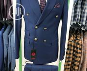 Navyblue Turkish Brands Double Breasted Suits by MC | Clothing for sale in Lagos State, Lagos Island