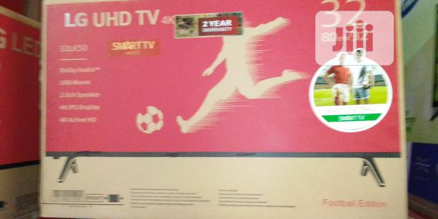"Buy Ur Original LG 32"" Smart TV With 2 Years Warranty"