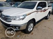 New Toyota Hilux 2019 SR5+ 4x4 White | Cars for sale in Rivers State, Port-Harcourt