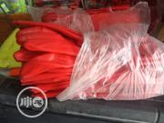 """Rubber Hand Gloves 12"""" 