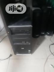 Desktop Computer HP 2GB Intel HDD 500GB   Laptops & Computers for sale in Lagos State, Lekki Phase 1