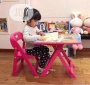 Study Kids Table And Chair | Children's Furniture for sale in Lagos State, Surulere