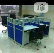 This Is Brand New Quality Four Seaters Workstation It Is Very Strong | Furniture for sale in Lagos State, Ajah