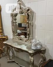 Console Mirror Table.   Home Accessories for sale in Lagos State, Lekki Phase 1