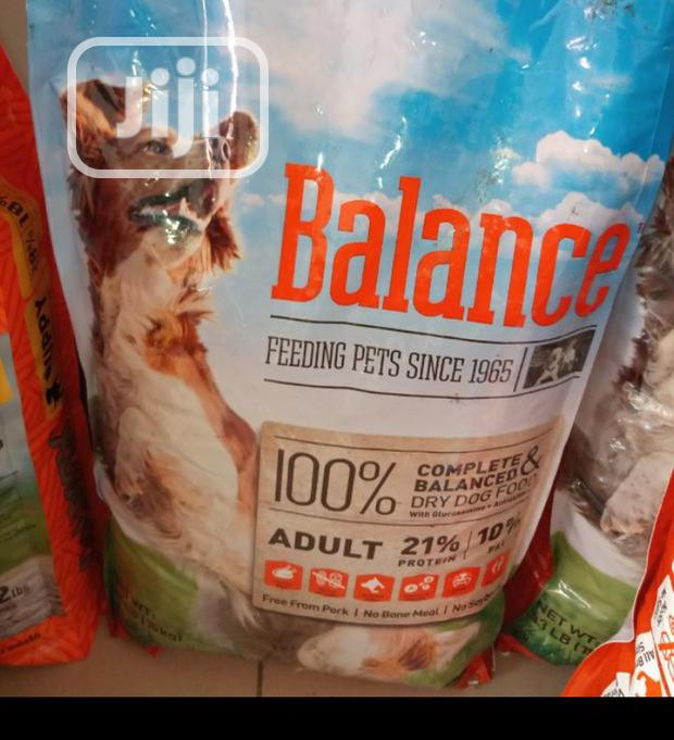 Balance Dog Food Puppy Adult Dogs Cruchy Dry Food Top Quality
