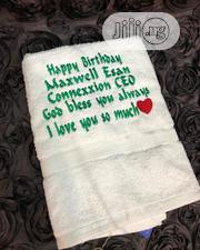 Customized Towel | Home Accessories for sale in Lagos State, Lagos Island