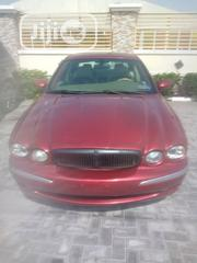 Jaguar X-Type 2004 3.0 Automatic Red | Cars for sale in Lagos State, Amuwo-Odofin