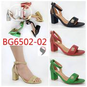 Quality Ladies Heel Sandals BLG | Shoes for sale in Lagos State, Ojo