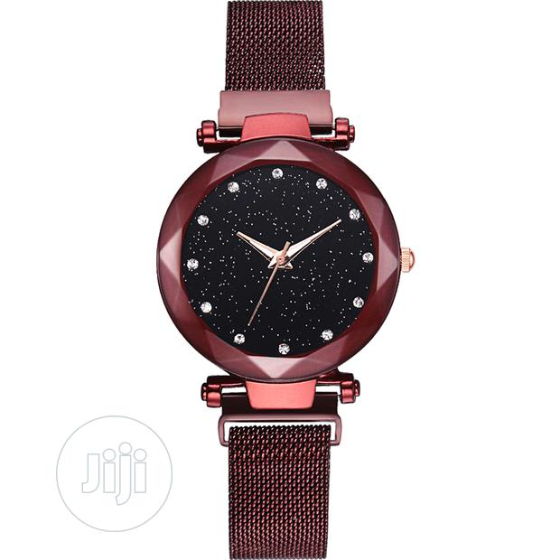 Archive: Shaarms Ladies Watch