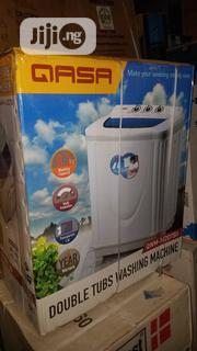 QASA Twin Tube Washing Machine. Wash And Spin | Home Appliances for sale in Lagos State, Ojo