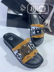 Mcm Slipper for Men   Shoes for sale in Lagos State