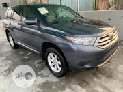 Toyota Highlander Plus 3.5L 4WD 2013 Blue   Cars for sale in Lagos State, Lekki Phase 2