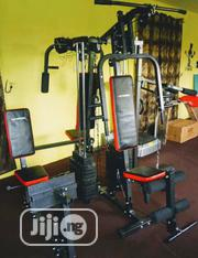 German 3 Station Gym | Sports Equipment for sale in Lagos State, Surulere