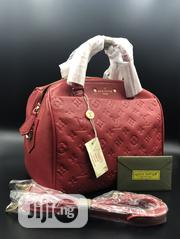 Louis Vuitton Red Bag | Bags for sale in Abuja (FCT) State, Kado