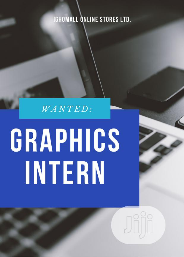 Archive: Graphics Intern Needed