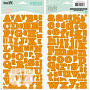 Orange Self Adhesive Alphabet Stickers | Babies & Kids Accessories for sale in Lagos State, Surulere