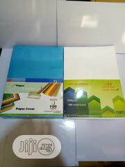 Back Cover A4 Binding Material | Stationery for sale in Lagos State, Lagos Island