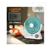 Rechargeable Mini Fan With Lithium Battery. | Electrical Equipment for sale in Lagos State, Ikeja
