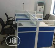 Quality Guaranteed 4 Seaters Office Cubicles | Furniture for sale in Lagos State, Ilupeju