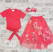 Skirt and Blouse for Your Baby Girl | Children's Clothing for sale in Rivers State, Port-Harcourt