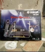 Wireless Microphone Yamaha-288   Audio & Music Equipment for sale in Lagos State, Ajah