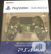 Sony Ps4 Dualshock Wireless Controllers With Warranty   Accessories & Supplies for Electronics for sale in Lagos State, Ikeja